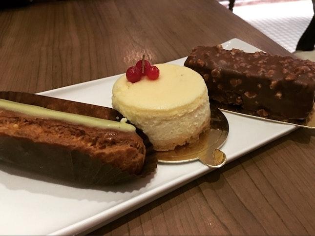 Dessert @ 50% Off After 8pm!