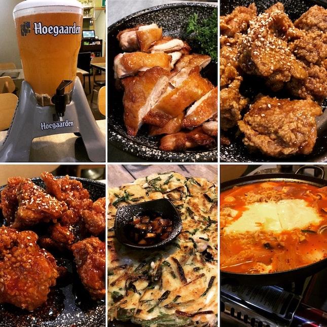 Chicken & Beer~