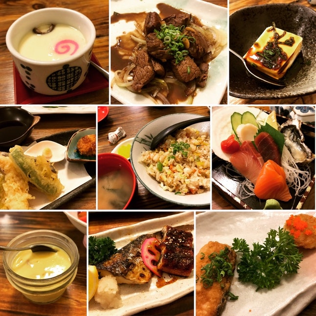Fine Dining~
