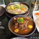 Beef And Pork Smores & Chicken Stew