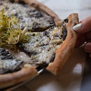 Black Truffle and Fontina Cheese