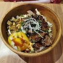 Truffle Beef Donburi