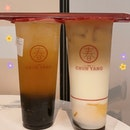 refreshing & aromatic tea 