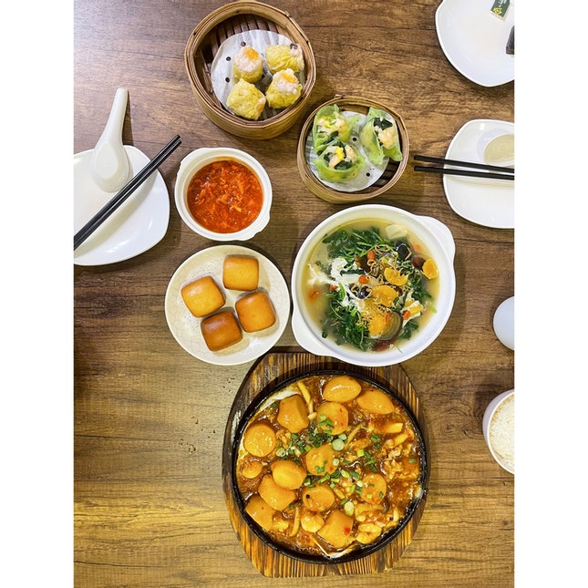 Golden Duo: Affordable And Palatable Dim Sum + Zi Char