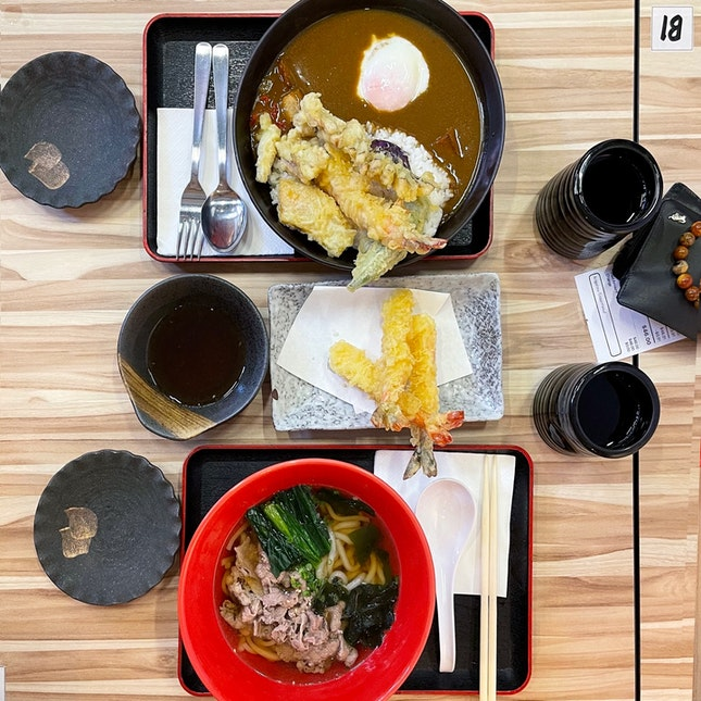 Visit For Angus Beef In Your Noodles + Tempura You Can't Stop Poppin'