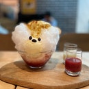 Créme Brûlée Shiro Kuma ($9.80 not including GST)