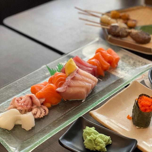Decent Japanese buffet