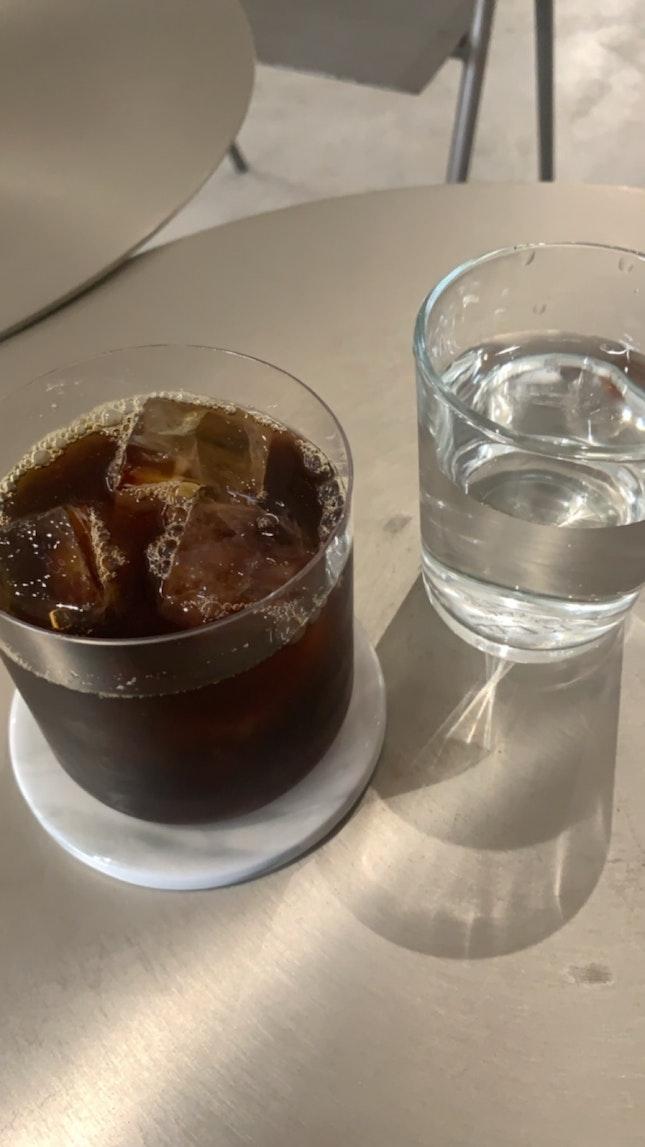 Iced black ($4.50)