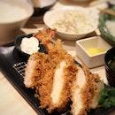Mixed Katsu set  Saboten @ Millenia Walk  #singaporefood #sgfood #sgeats #instafood #instafoodsg #foodhunt #foodporn #foodsg #foodpornsg #exploresingaporeeats #exsgcafes #burpple #exploresingapore #singaporeinsiders #sgcafe #sgcafes #eatoutsg #sgigfoodies #sgfoodies #foodshare #katsu #lunch