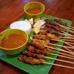 Chicken / Mutton Satay..