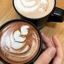 Single Origins Hot Chocolate