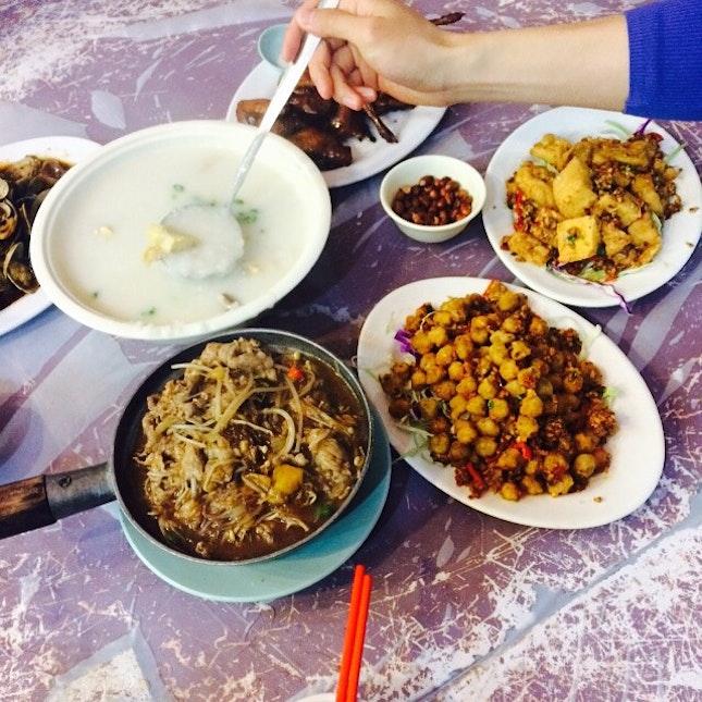 Night of Dai Pai Dong!!!