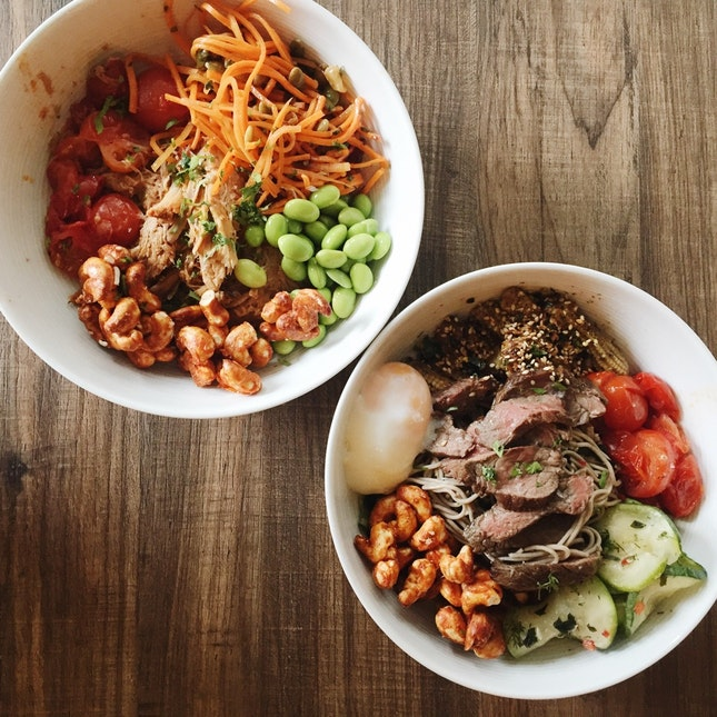 My Favourite Grain Bowls