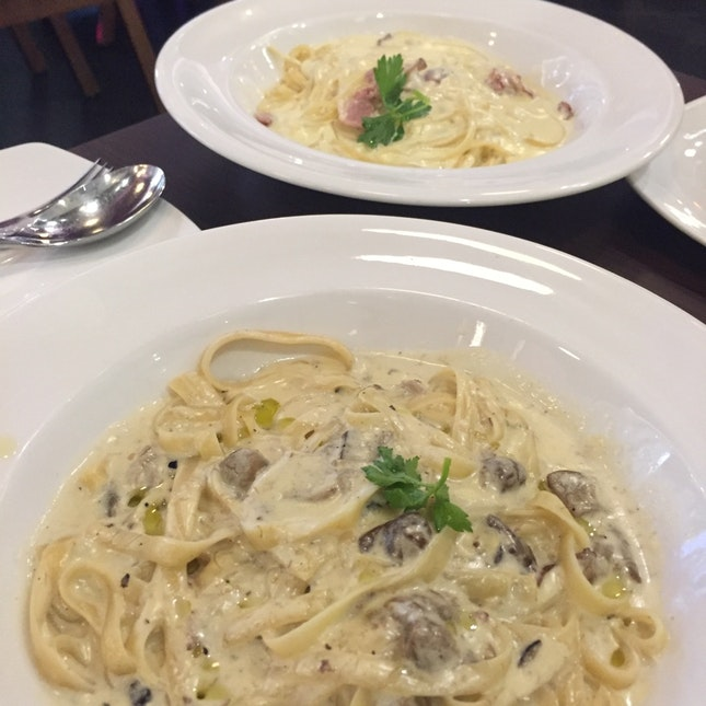Pasta One For One!
