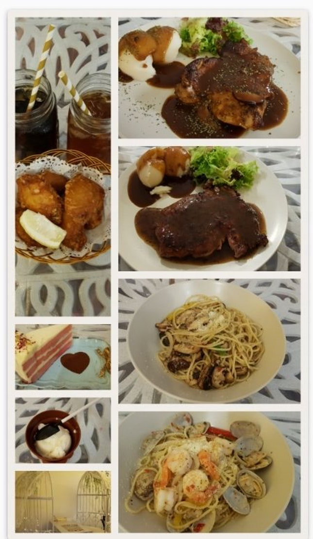 Sweet & Cosy Dinner