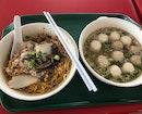 Fishball Noodles Heaven At Kovan 209