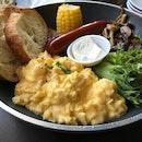 Whisk Breakfast Plate@$19.80