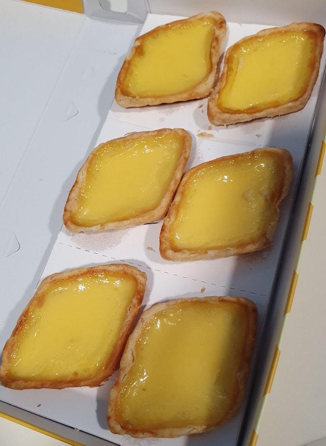 Egg Tarts Frenzy