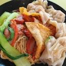 Sarawak Kolo Mee Style