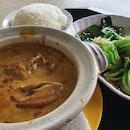 Claypot Curry Chicken
