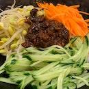 Zha Jiang Noodles $10.80++