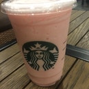 Raspberry Cream Frappuccino @ Starbucks Thomson Plaza