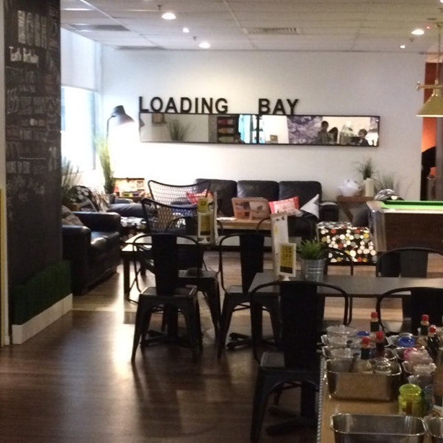 Loading Bay, The Bistro @ Technopark Chai Chee