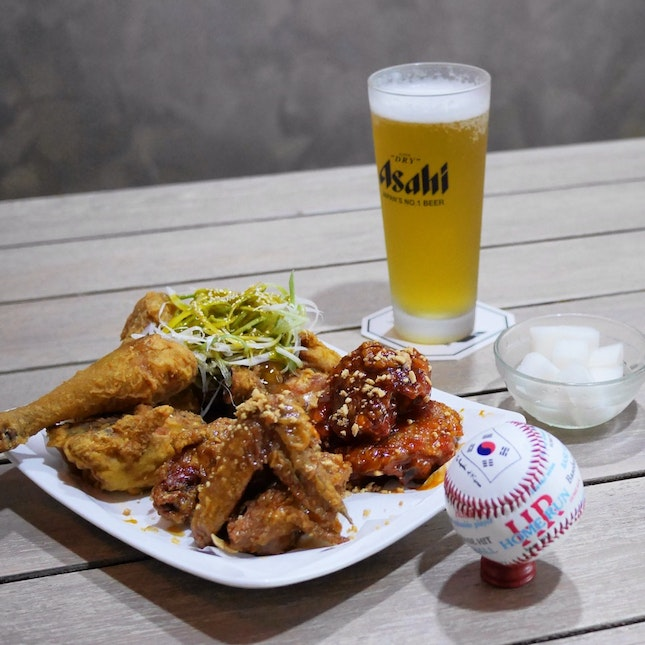 For Fried Chicken and Beer