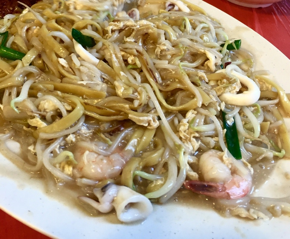 Eastern House of Seafood Delicacy