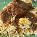 Definitely one of the best mutton briyani around.