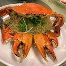 Crab Bee Hoon.