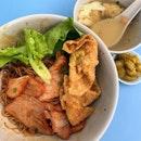 Vietnamese Wanton Noodle.