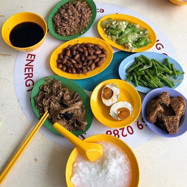 Ye Shang Hai Teochew Porridge 夜上海潮洲粥