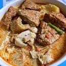 Curry 🐣 Noodle.