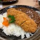 Mille Feuille Shoulder Katsu Curry