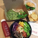 Healthy start to the weekend courtesy of HALE, Healthy Fast Food @ Menara Hap Seng, Jalan P.