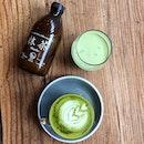 Matcha latte & cold brew Matcha - How else you like your Matcha?