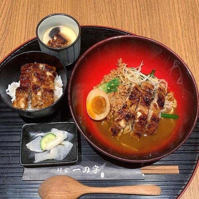 Unagiya Ichinoji @unagiyaichinoji Celebrates its First Anniversary with the Launch of Two New Limited time-only Dishes.