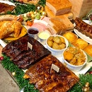 Feast to a Rib-Tastic Christmas at Morganfield's @morganfieldssingapore  _ Share the joy of Christmas this season with a gastronomic feast for you & your loved ones at @morganfieldssingapore, Home of the Best Ribs in Town!