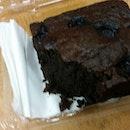 Dark Chocolate Brownie ($4.8)
