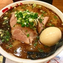 Chashu ramen :))) great for the wet weather!😄