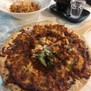 Chilli Crab Pizza And Umami Pasta