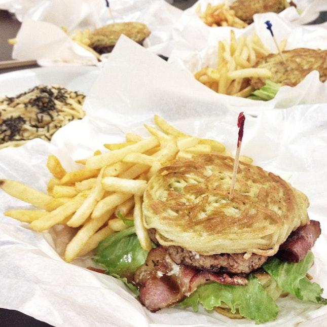 Good Burger Places