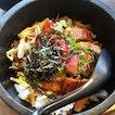 Unagi Hot Stone Rice