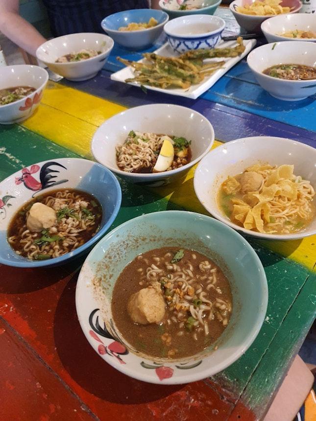 Thai FOODIE in Singapore