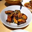 Grilled King Oyster Mushrooms (SGD 8)