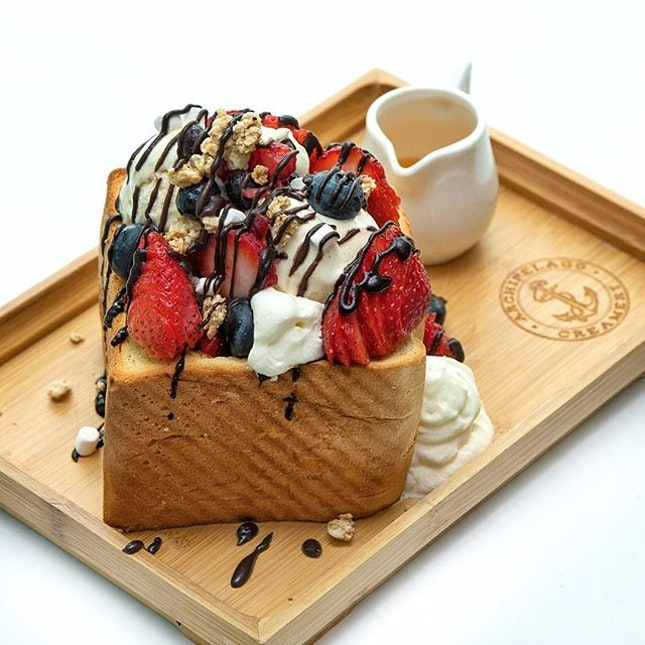 [NEW] [Pioneer] [Opened: Sep 2015] Westies will rejoice at the news of this week-old ice cream cafe that opened at Nanyang Community Centre!
