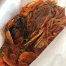 Crayfish And Seafood Linguine