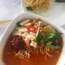 #Throwback Thai Laksa Luncheon.