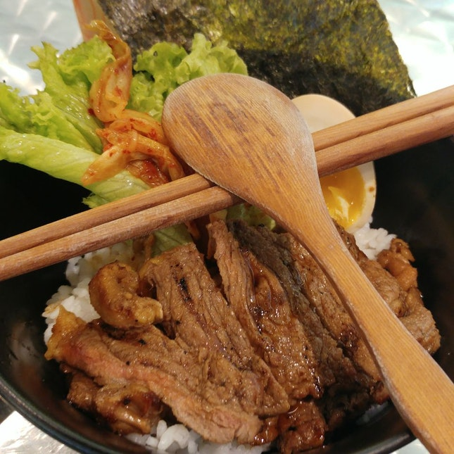 Kushiya Premium Steak Don
